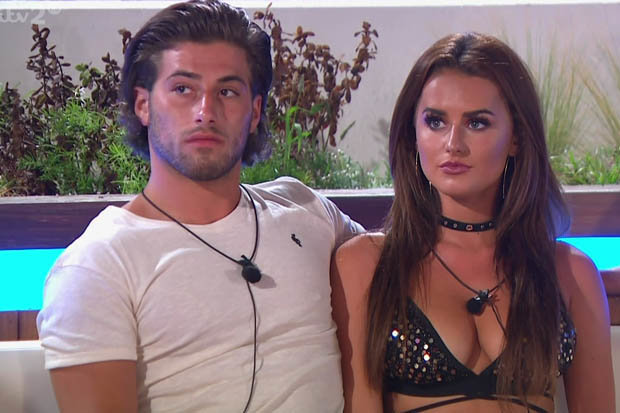 Love Island break ups, Love Island, couples, curse, split, break up, Kem and Amber, 2017