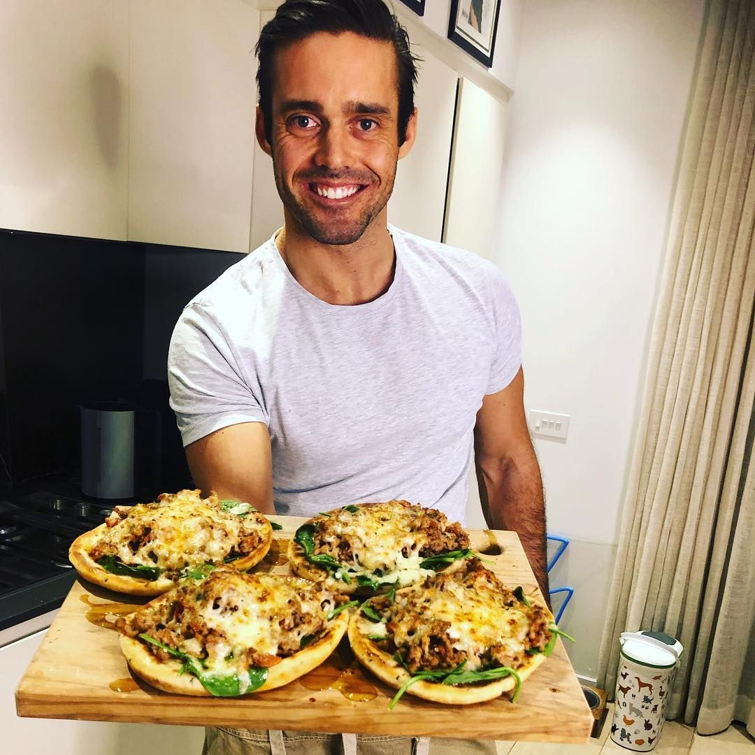 Image may contain: reality TV rich list, UK, reality TV, net worth, earnings, money, salary, rich, worth, Spencer Matthews, MIC, Made in Chelsea, Dish, Meal, Pizza, Food, Human, Person