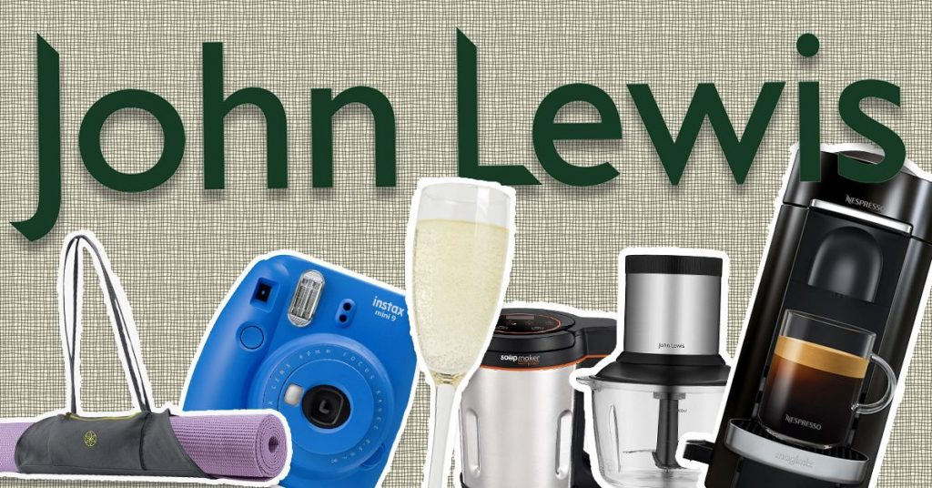 The John Lewis student essentials collection is the most