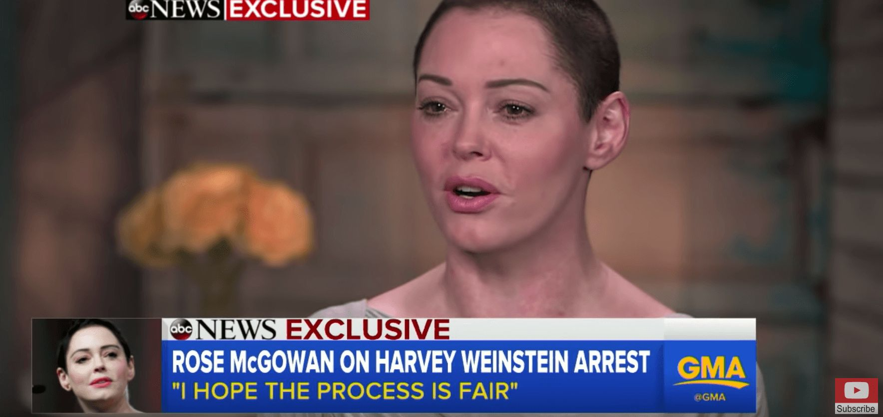 Image may contain: imagine how tired we are meme, Rose McGowan, meme, reaction, viral, video, tweet, Twitter, clip, examples, best, funny, origin, interview, ABC News, Harvey Weinstein, Female, Head, Poster, Advertisement, Person, Face, Human