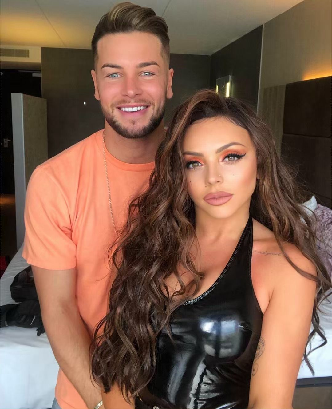 Image may contain: Jesy Nelson documentary, Jesy Nelson, 2019, boyfriend, Chris Hughes, Love Island, Little Mix, Odd One Out, documentary, suicide attempt, online, trolling, social media, comments, mental health, release date, trailer, BBC One, BBC Three, Hair, Female, Photography, Photo, Portrait, Clothing, Apparel, Face, Person, Human