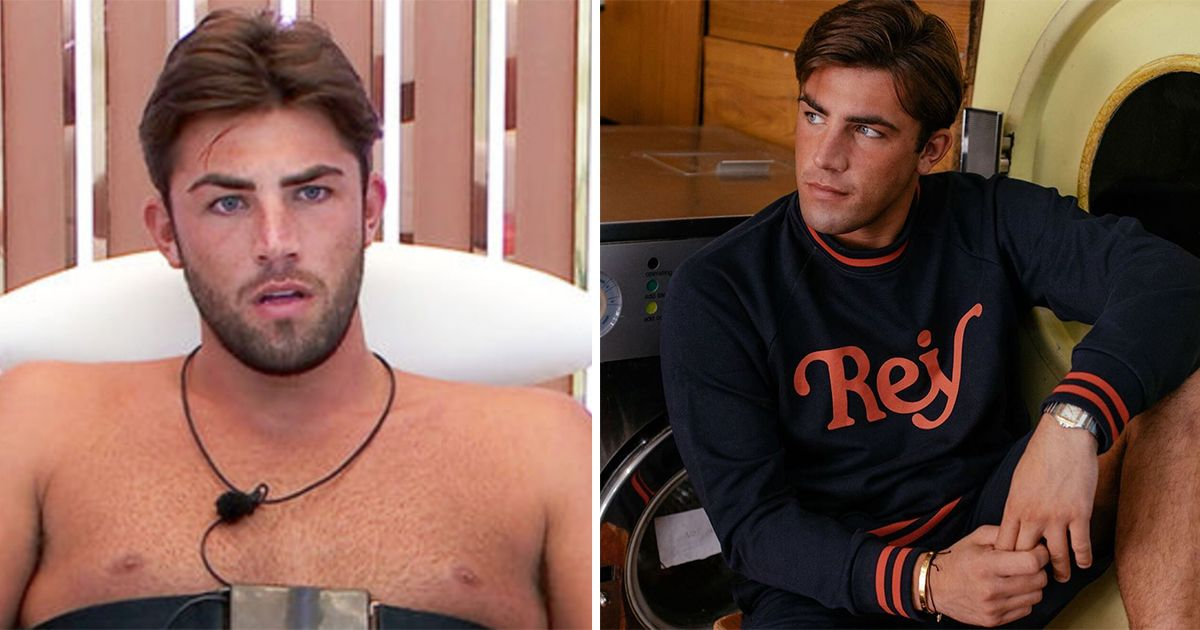 Image may contain: Love Island transformations, Love Island, 2018, series four, Jack Fincham, then, now, before, after, plastic, cosmetic, surgery, filler, lips, boob job, veneers, teeth, glow up, change, Man, Face, Person, Human