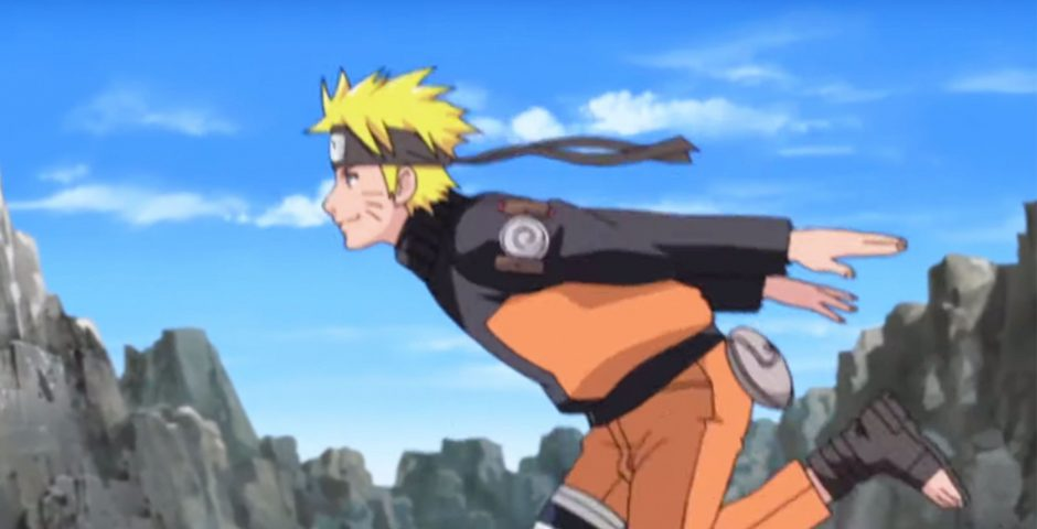 Naruto Run Explained What Is It And What Does It Have To Do With Area 51