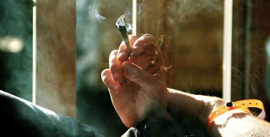 Image may contain: Smoking, Smoke, Human, Person