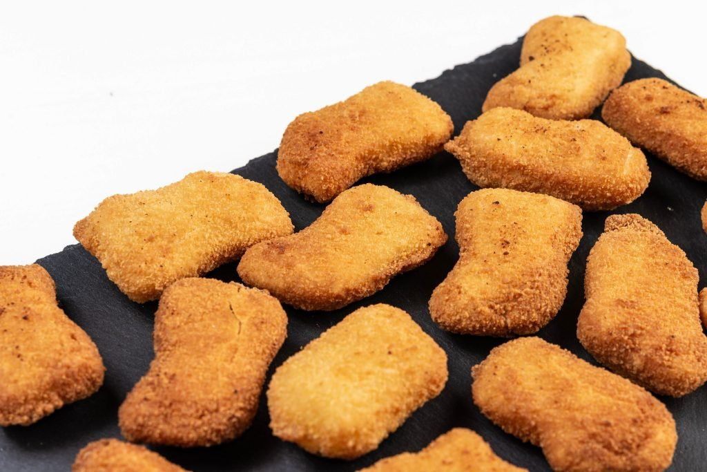 vegan, chicken nuggets, police, drunk, food tampering, nuggets, cops, girl