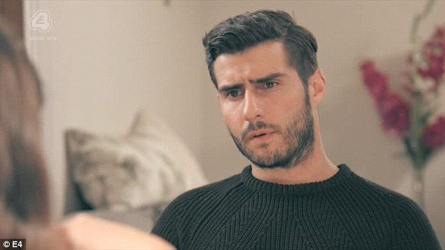 Image may contain: made in chelsea cheating, made in chelsea, Beard, Man, Face, Human, Person