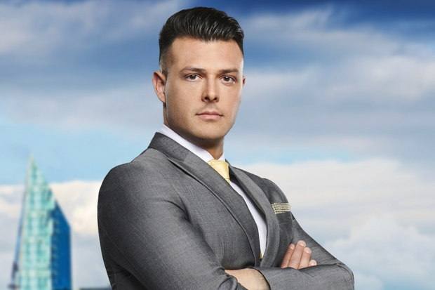 The Apprentice candidates' worth, The Apprentice, candidates, contestants, 2019, worth, net, salary, job, business, CV, money, value, Lewis Ellis