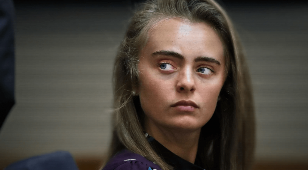 Michelle Carter texts, Michelle Carter, Conrad Roy, texts, messages, case, death, documentary, evidence, I Love You Now Die, true crime, HBO, Sky Crime, Now TV, news