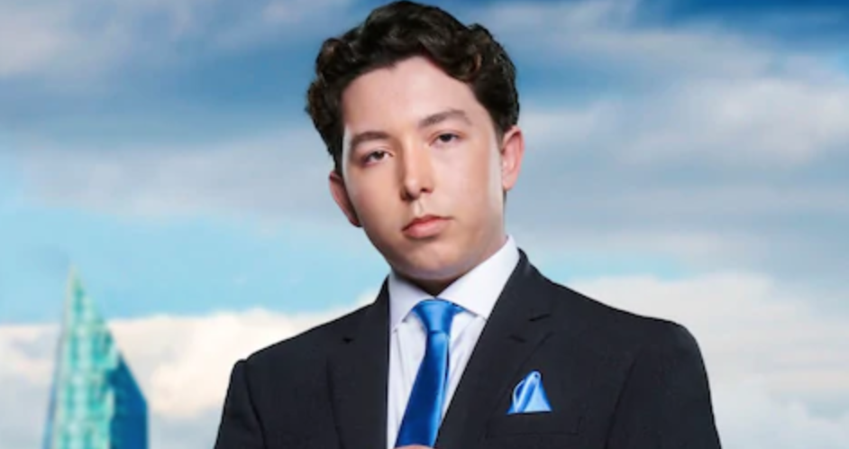 The Apprentice candidates' worth, The Apprentice, candidates, contestants, 2019, worth, net, salary, job, business, CV, money, value, Ryan-Mark Parsons
