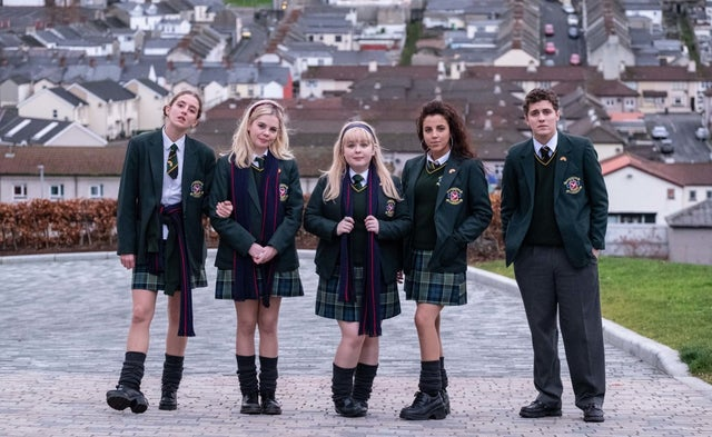 Derry Girls, The Great British Bake Off, GBBO, bake off, Christmas, special, festive, Great Festive Bake Off, Channel 4