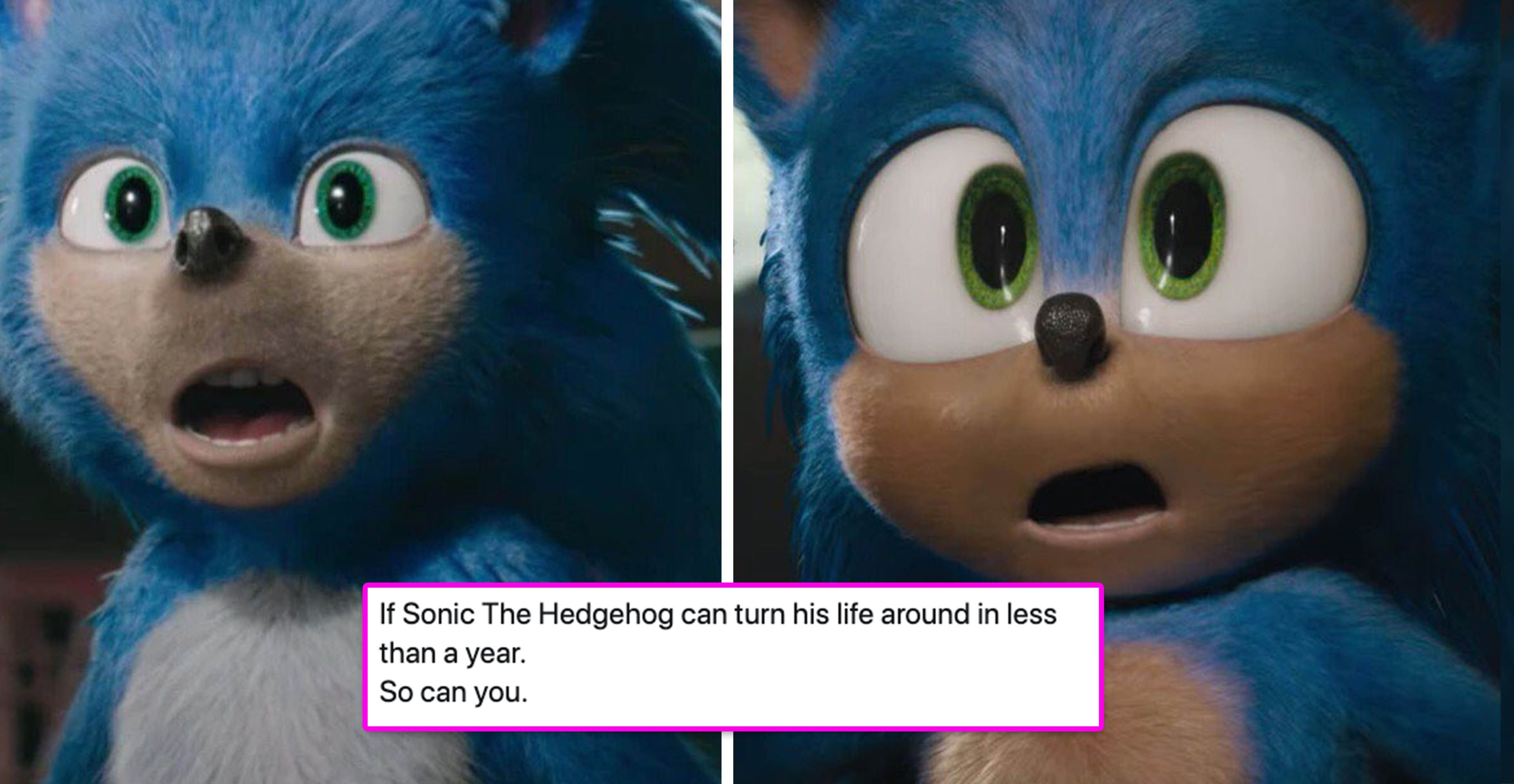 Sonic Movie Memes The 26 Best Reactions To Sonic S New Look