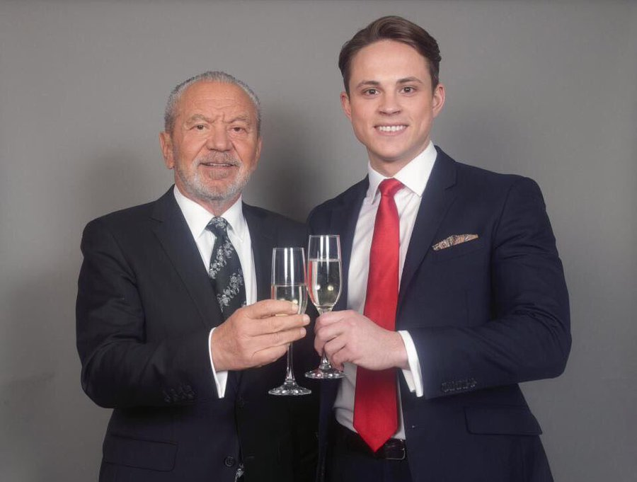 richest The Apprentice candidates, The Apprentice, rich list, most successful, business, winners, net worth, ever, James White
