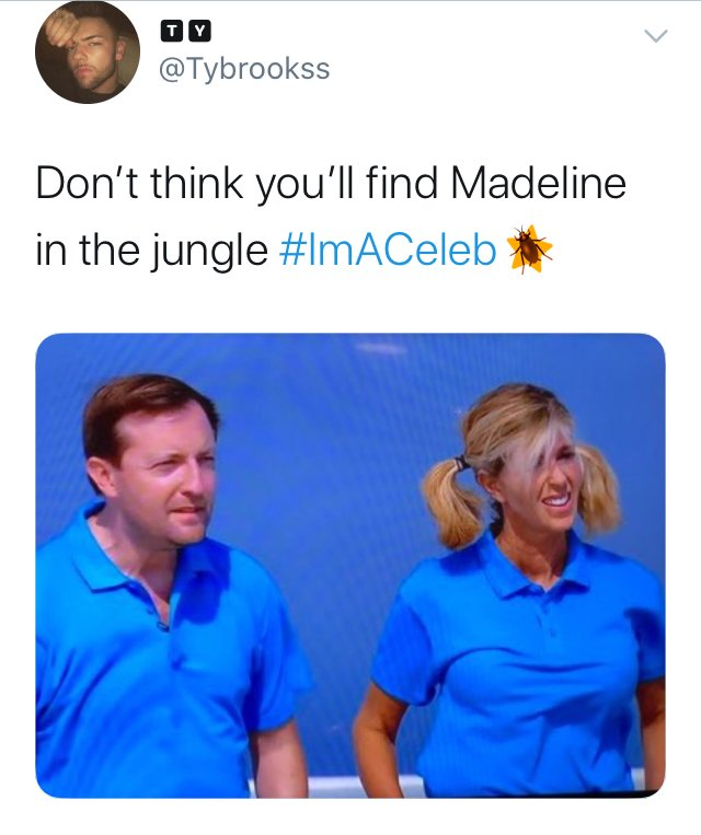 I'm A Celeb memes, I'm A Celebrity Get Me Out of Here, memes, reactions, last night, first episode, James, Ant, Kate Garraway, Bruce, Caitlyn Jenner, Kris Jenner, Ian Wright, funny, Nadine Coyle, Gerry McCann, McCann, Madeleine,