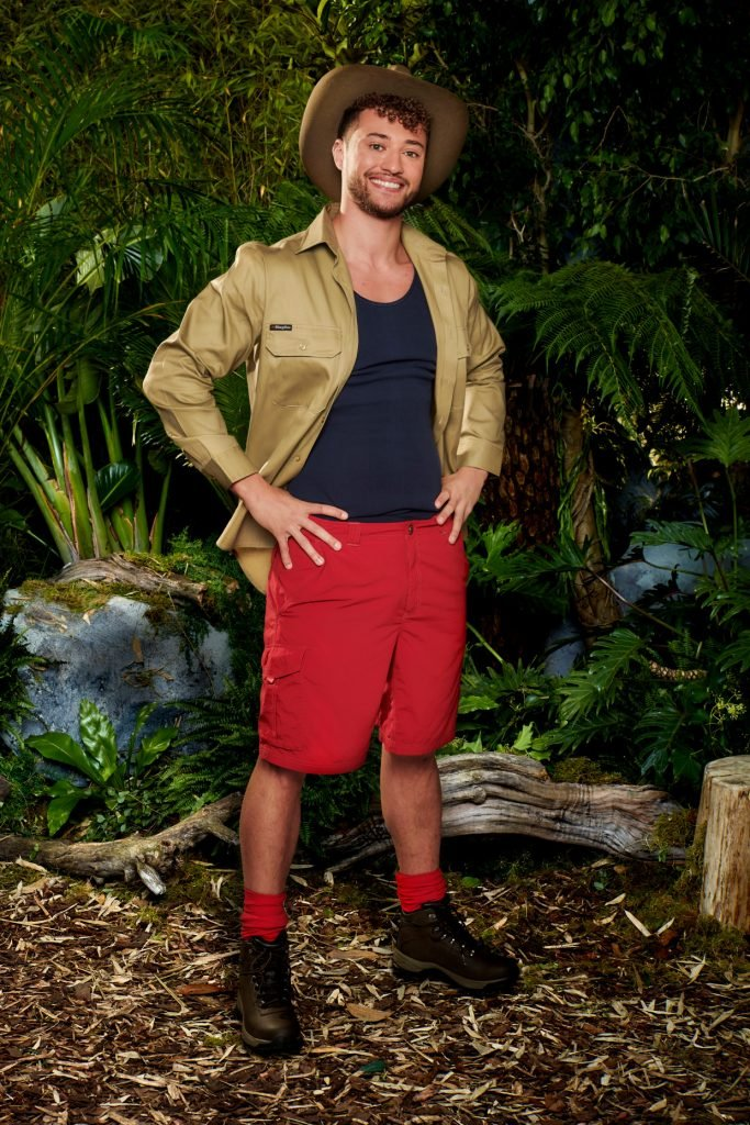 I'm A Celeb 2019 line-up, I'm A Celeb, 2019, I'm A Celebrity Get Me Out Of Here, contestants, campmates, lineup, official, full, list, cast, Myles Stephenson, Rak Su