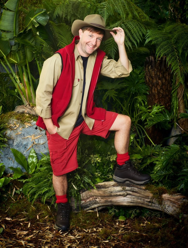 I'm A Celeb 2019 line-up, I'm A Celeb, 2019, I'm A Celebrity Get Me Out Of Here, contestants, campmates, lineup, official, full, list, cast, Andrew Maxwell
