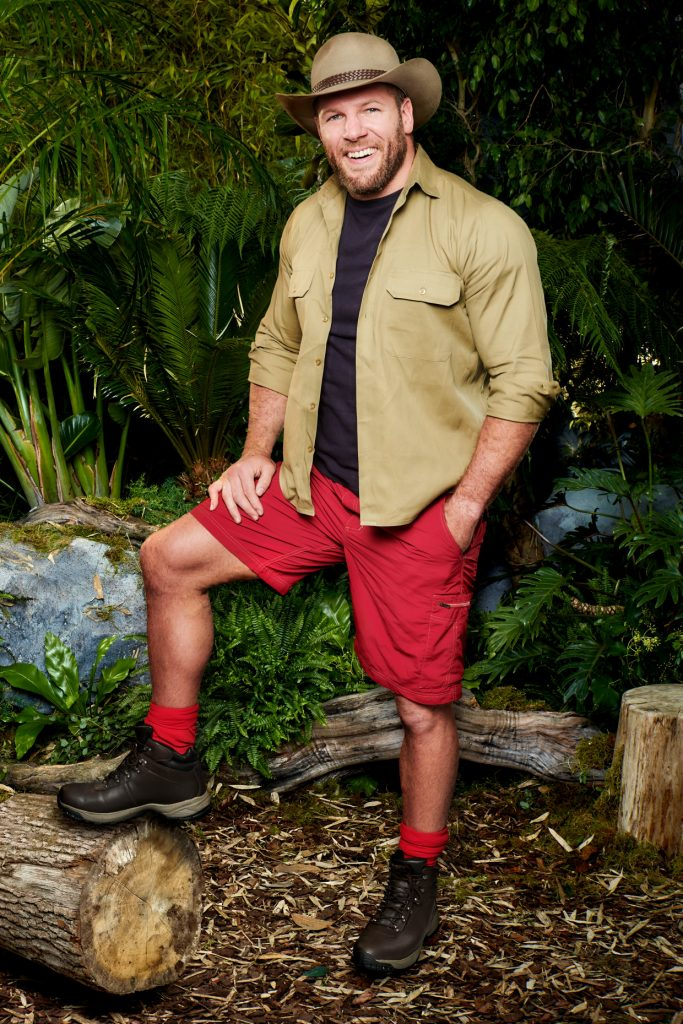 I'm A Celeb 2019 line-up, I'm A Celeb, 2019, I'm A Celebrity Get Me Out Of Here, contestants, campmates, lineup, official, full, list, cast, James Haskell