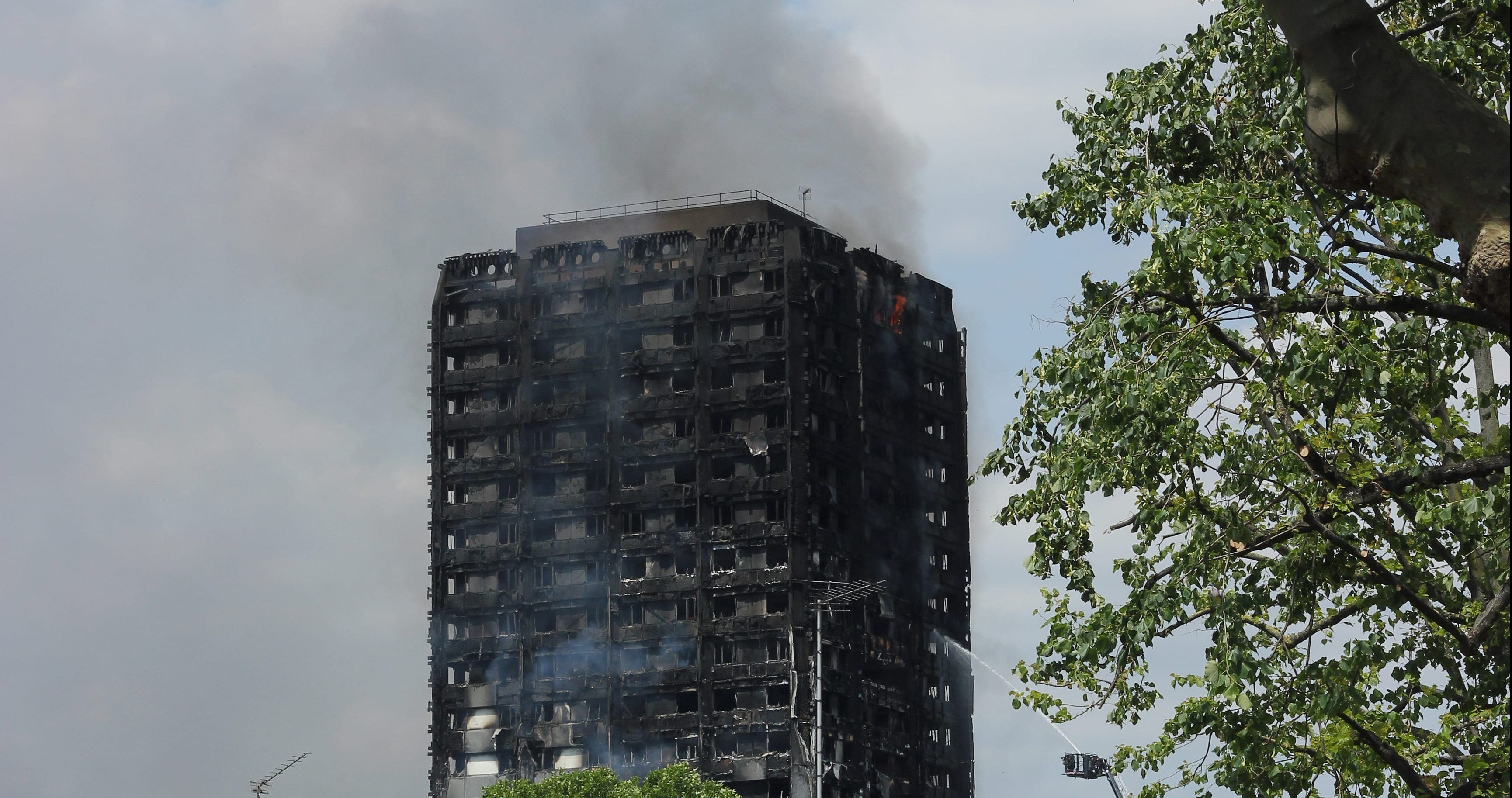Grenfell survivors demand apology over Jacob Rees-Mogg's 'insensitive' comments