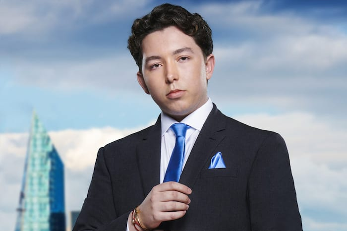 The Apprentice Ryan-Mark, The Apprentice, 2019, Ryan-Mark Parsons, fired, memes, best bits, moments, funny, videos, tribute, last night, 2019