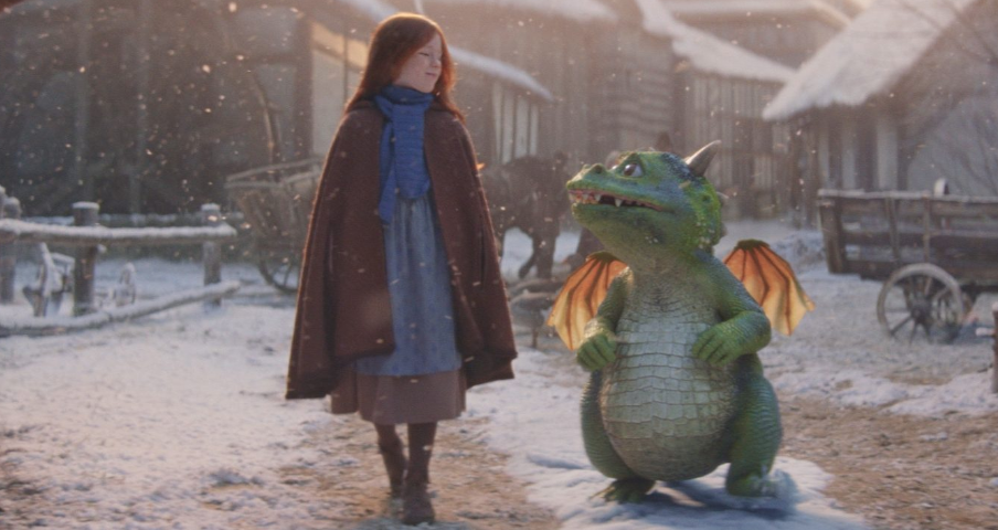 who sings in the new John Lewis advert, John Lewis & Partners Christmas Advert, 2019, John Lewis, Waitrose, Christmas, advert, song, soundtrack, Dan Smith, Bastille, Can't Fight This Feeling, REO Speedwagon, music, download, watch,