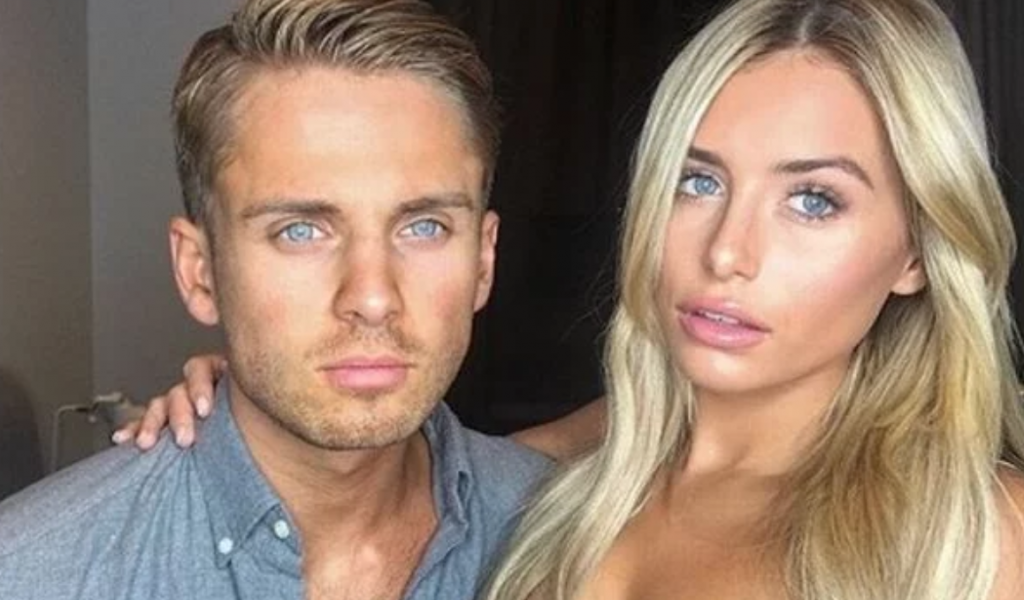 Michael Griffiths and Ellie Brown, dating, Ellie Brown, Michael Griffiths, Love Island, couple, Ex On The Beach, gossip, news, latest