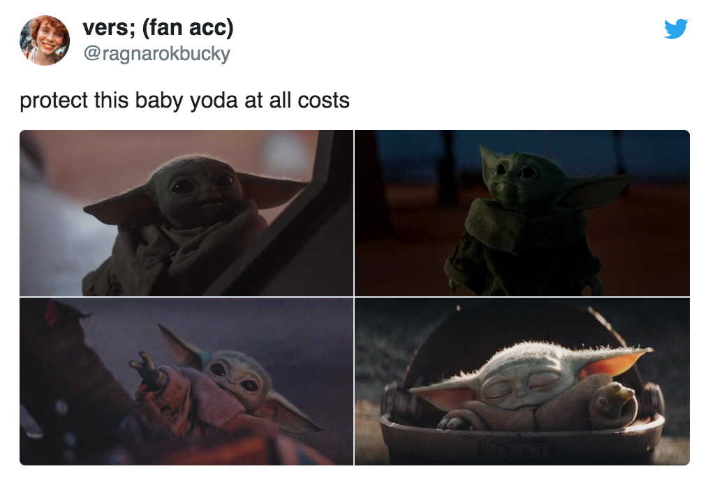 Baby Yoda memes, Baby Yoda, Star Wars, The Mandalorian, Disney+, meme, explained, origin, who, started, generator, template, reddit, Twitter, Instagram, tweets, best, funny, examples, character, cute