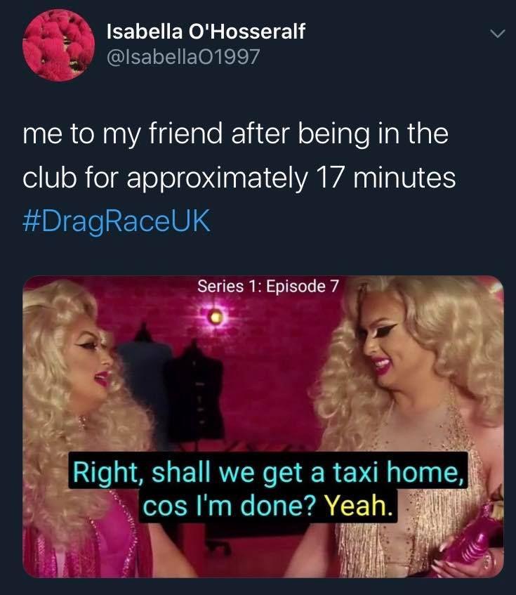 Drag Race UK Episode 7 Memes, RuPaul, Michelle Visage, Baga Chipz, The Vivienne, Cheryl Hole, Divina de Campo, BBC, Michaela Cole, Alan Carr, Brighouse, iPlayer, LGBT, LGBTQ+, gay, queer, Sacka Spudz, The Mother, Sissy Hole, Delicia de Campo