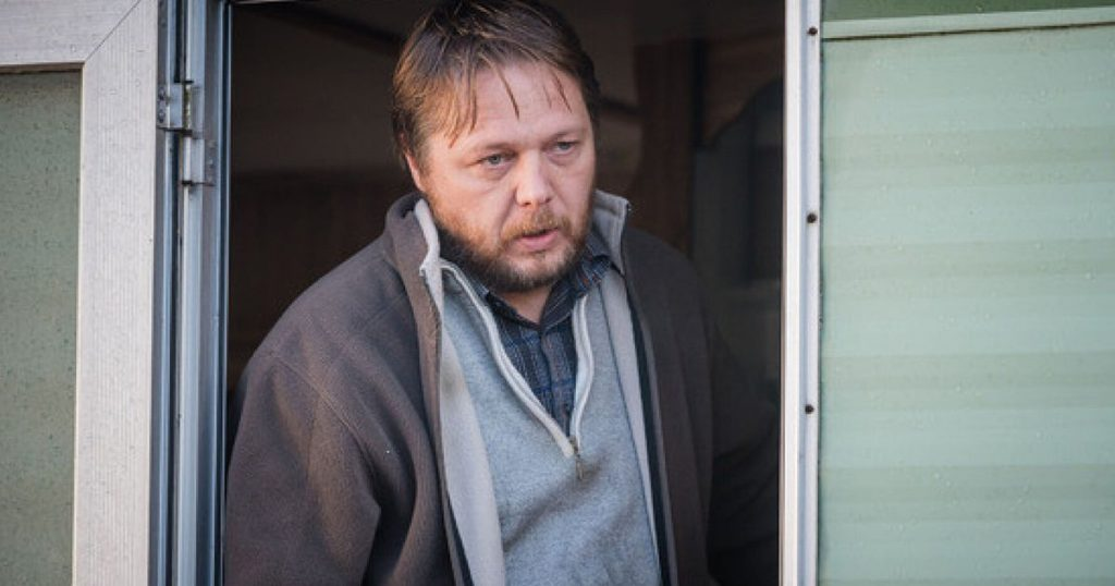 The Stranger cast, The Stranger, cast, Netflix, Tripp, Shaun Dooley
