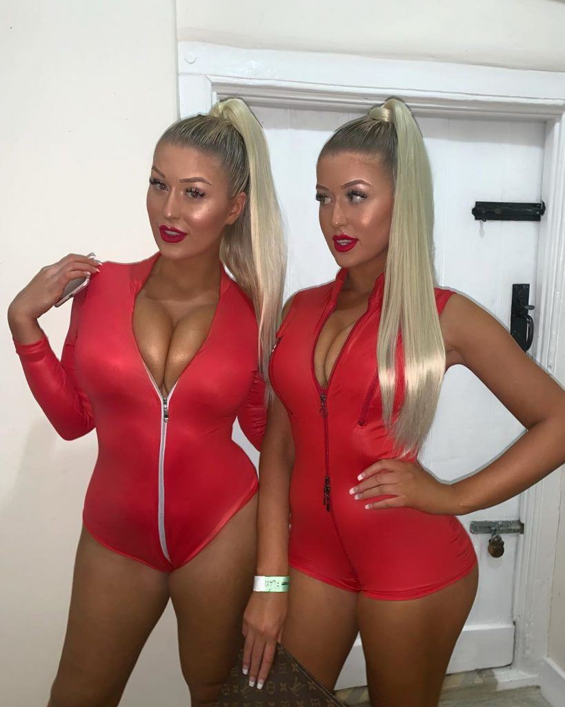 Eve and Jess Love Island, Eve Gale, Jess Gale, Love Island, twins, age, Instagram, from, job, hostess, study, university, Cape Town, South Africa, Islander, bombshell, cast, lineup, Gale twins