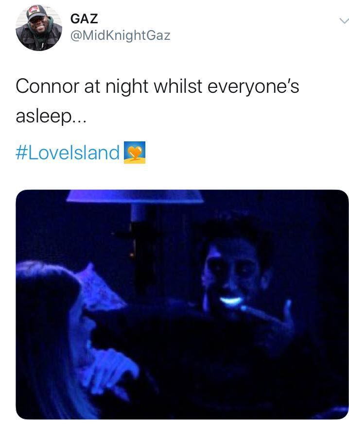 Love Island, memes, meme, reaction, Twitter, funny, savage, winter, winter love island, south africa, cape town