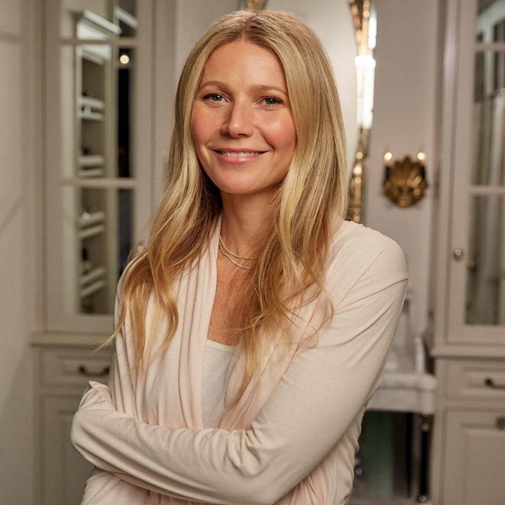 Gwyneth paltrow goop netflix wellness