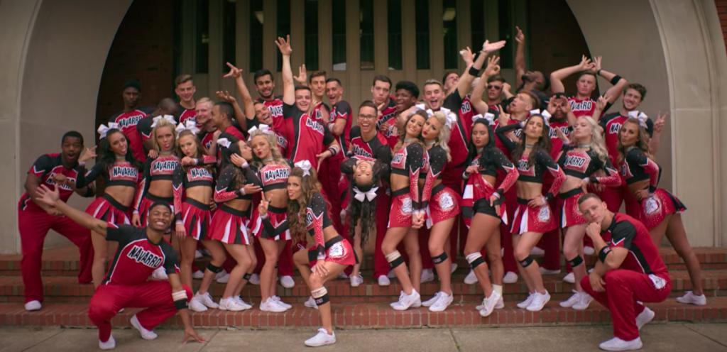Cheer on Netflix, Cheer, Netflix, documentary, series, tweets, review, Twitter, about, trailer, Navarro College, cheerleading, squad, team, Daytona, watch, 2020