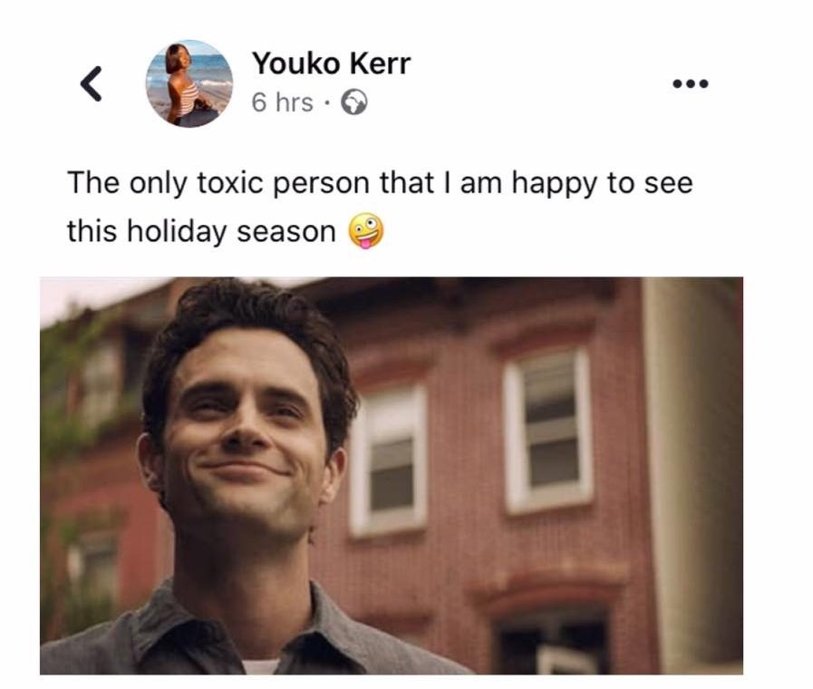 You season two memes, You, season two, Netflix, YOU2, memes, Twitter, reactions, Joe, Love, reviews