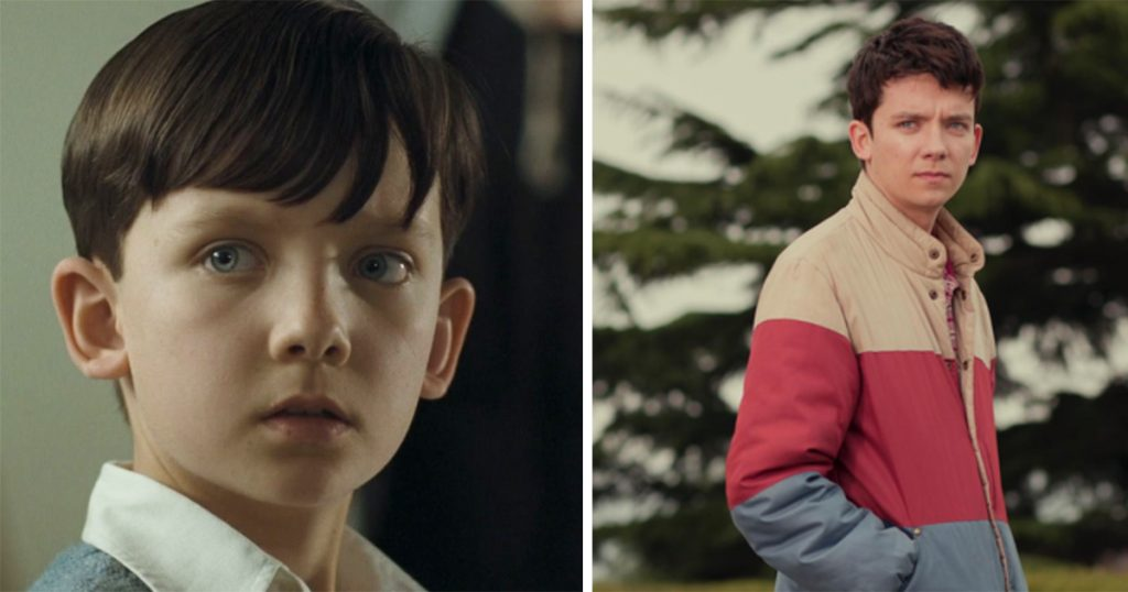 Sex Education, cast, Netflix, actor, film, TV, recognise, Otis, Asa Butterfield, Bruno, the boy in striped pyjamas