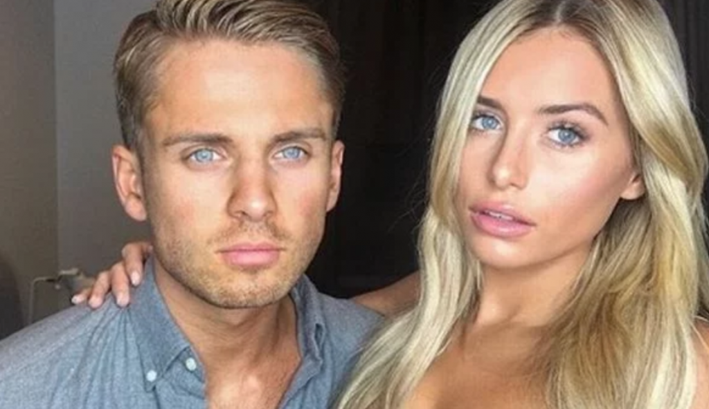 Love Island, Ellie Brown, Michael Griffiths, Ex On The Beach, together, dating, girlfriend, boyfriend, news, gossip, MTV, start