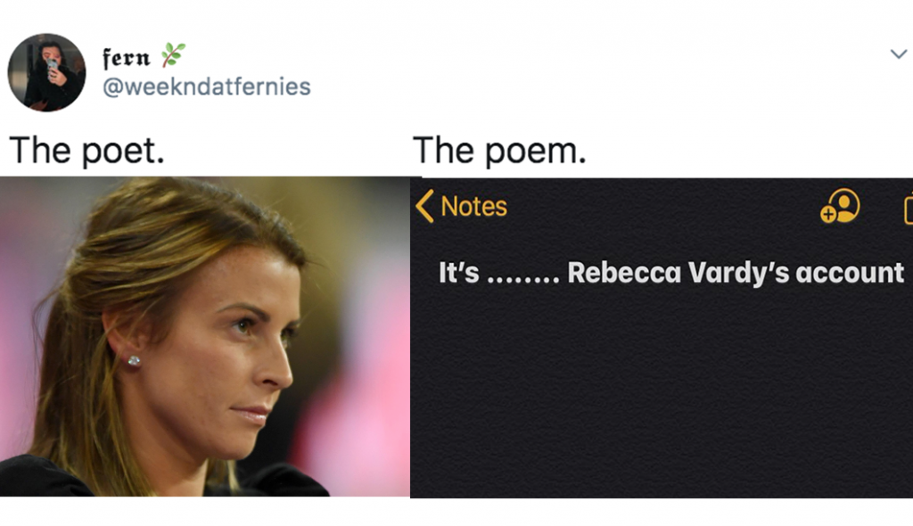 The Poet The Poem meme, memes, poet, poem, poetry, meme, Twitter, examples, funniest, explained, best, origin