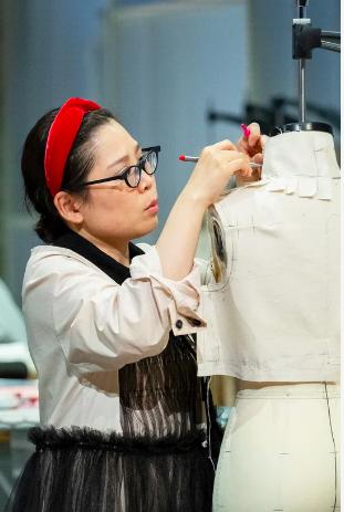 next in fashion designers