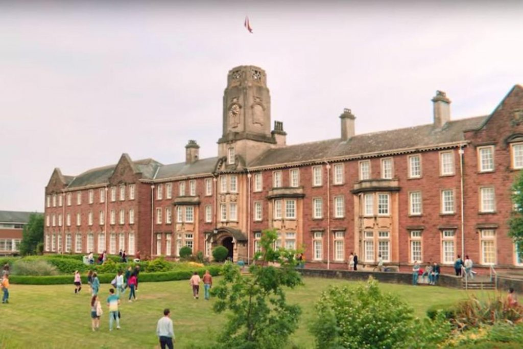 Sex Education Filming Locations All The Stunning Places Netflix Series Is Set