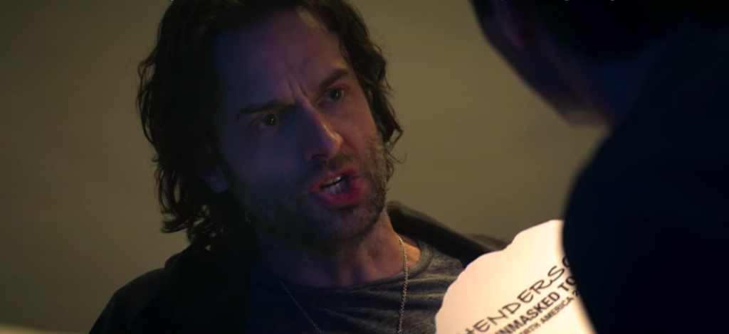 You season two cast ages, You, Netflix, cast, season two, ages, how old, Chris D'Elia, Henderson