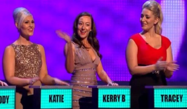 Take Me Out, ITV, girls