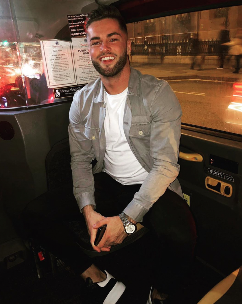 Love Island star can't believe it's over