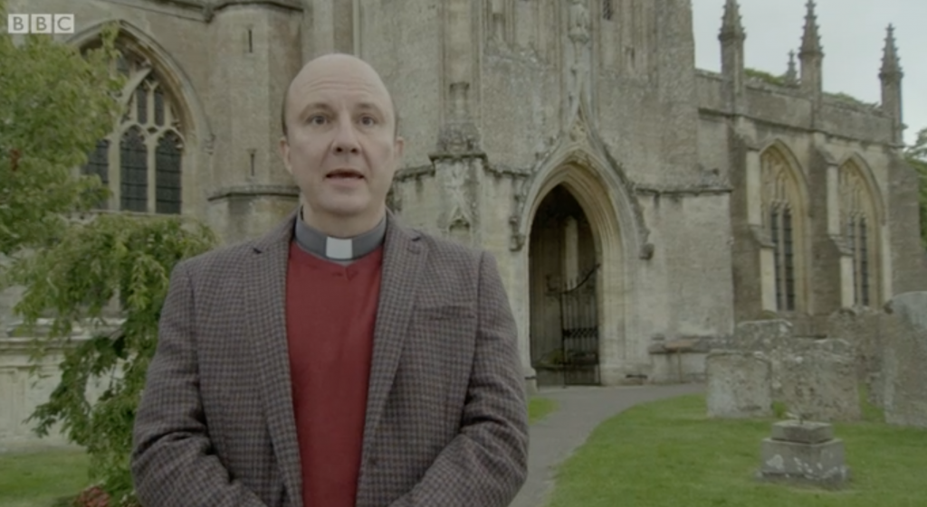 This Country, BBC, vicar