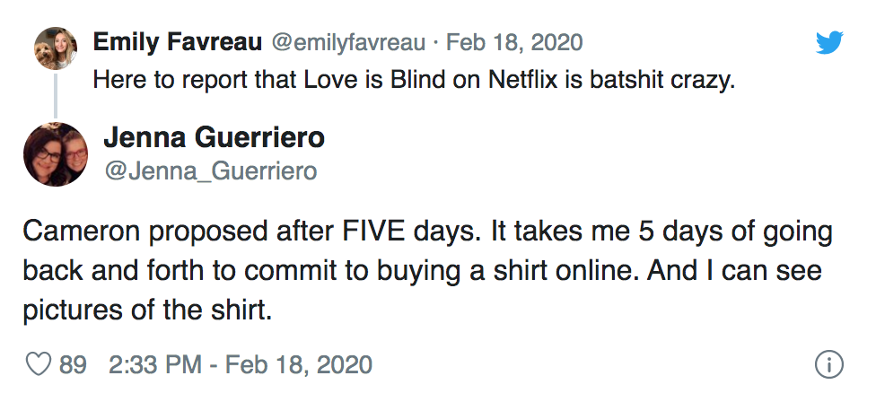 Love Is Blind memes, Love Is Blind, Netflix, dating, show, reactions, review, meme, funny, savage, crazy, Twitter, Cameron