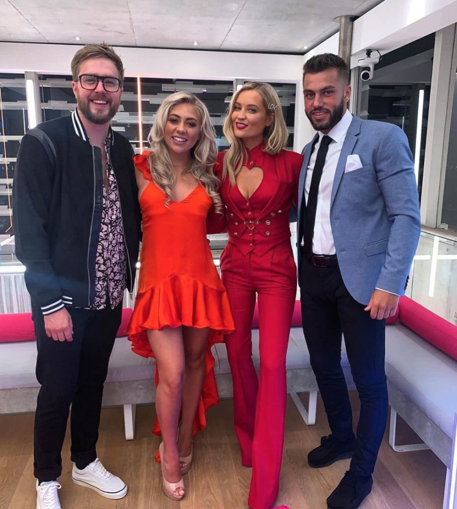 Love Island, after party, final, 2020, finale, villa, inside, pictures, latest, Paige, Finn, Siannise, Luke T, Ched, Laura Whitmore, Jess, Demi, Luke M