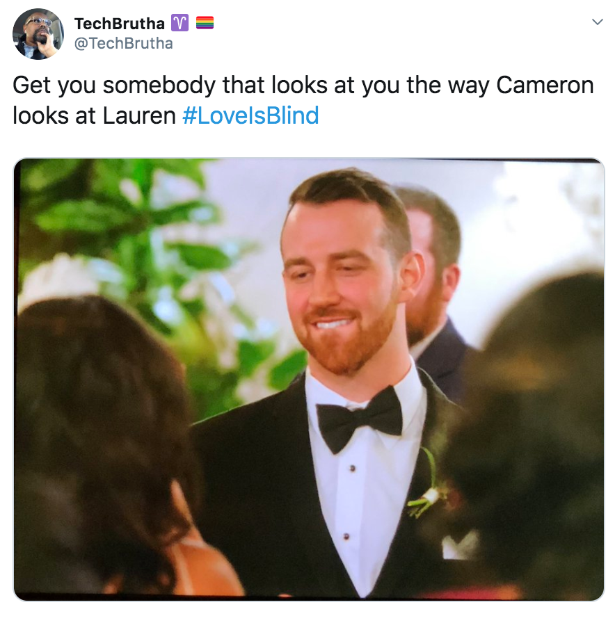 Love Is Blind finale memes, Love Is Blind, finale, weddings, memes, meme, reactions, Twitter, Netflix, final, Cameron, Lauren, Jessica, Mark, Gigi, Kenny, Kelly