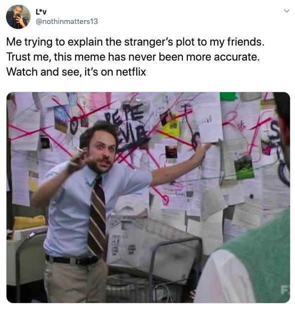 The Stranger memes