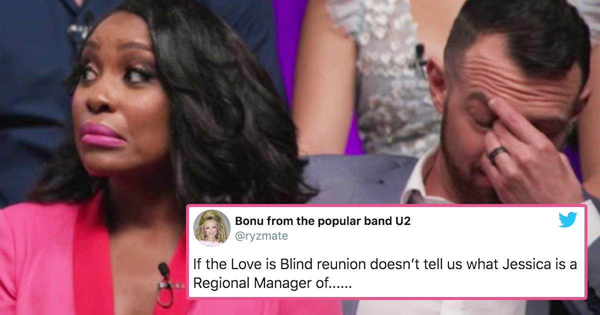 Love Is Blind Reunion Memes 35 Craziest Reactions To The Show