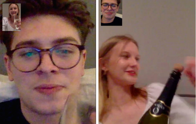 facetime first date