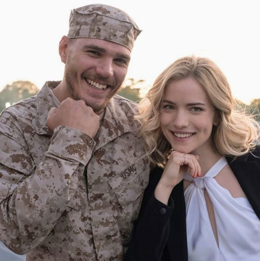 Dare Me, Instagram, cast, Corporal Kurtz, Chris Zylka
