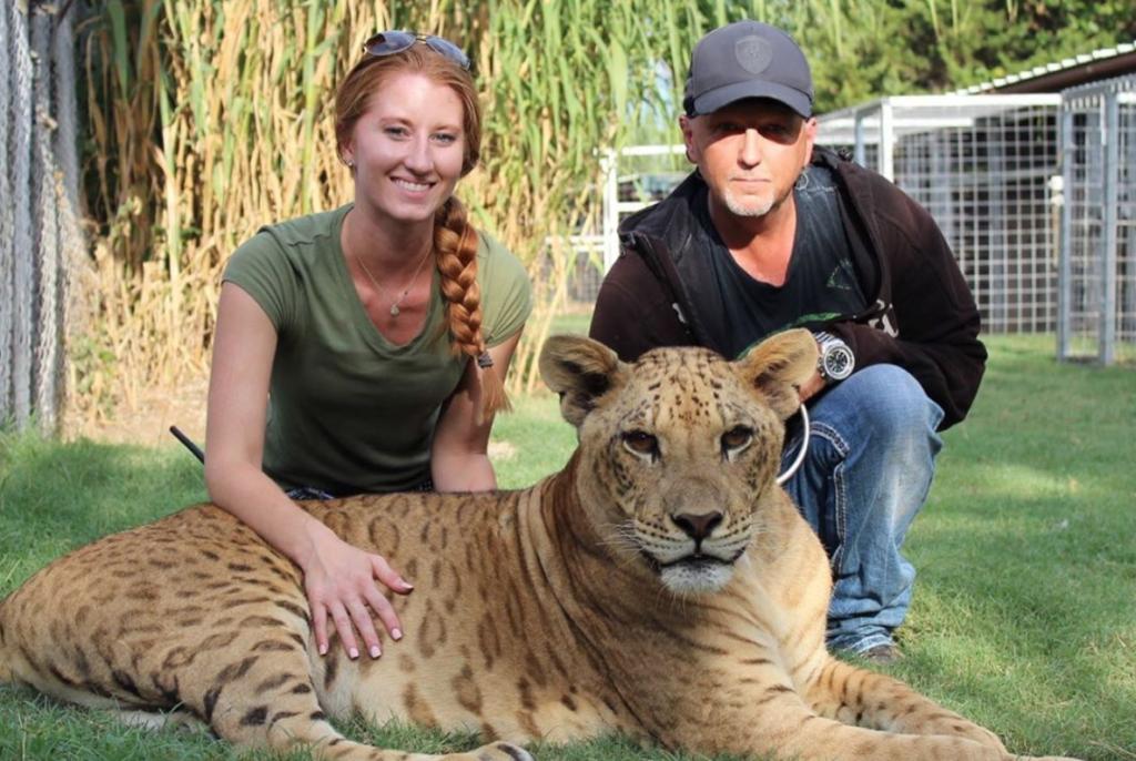 Jeff Lowe, Lauren Lowe, Oklahoma Zoo, now, Netflix, Tiger King, new, zoo, latest