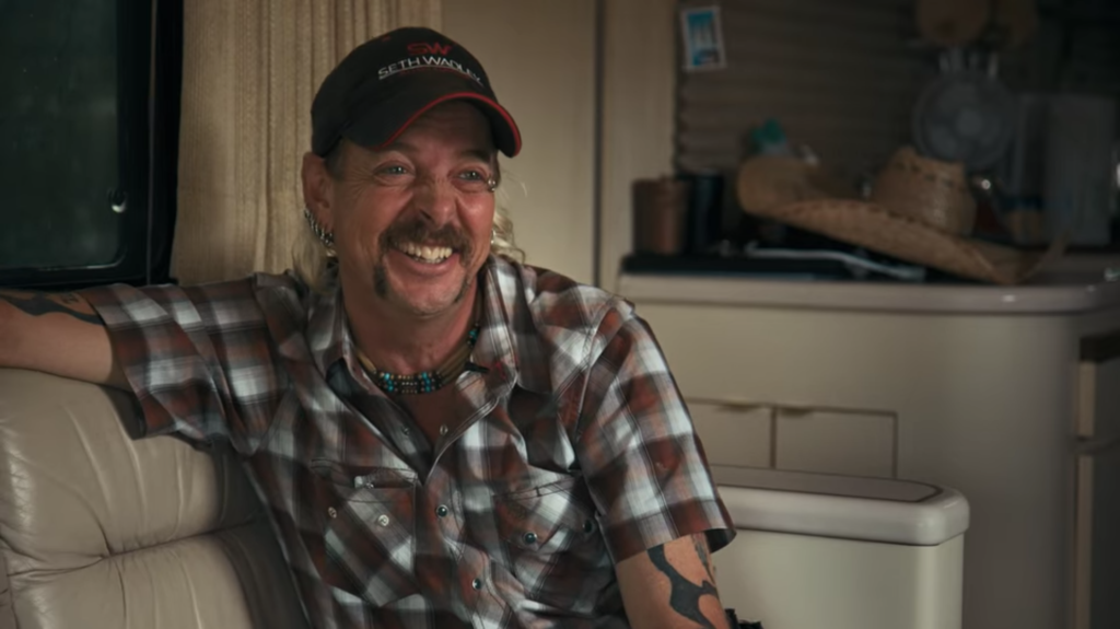 Tiger King, season two, Netflix, true crime, documentary, producers, creators, Jeff Lowe, Joe Exotic, video, interview